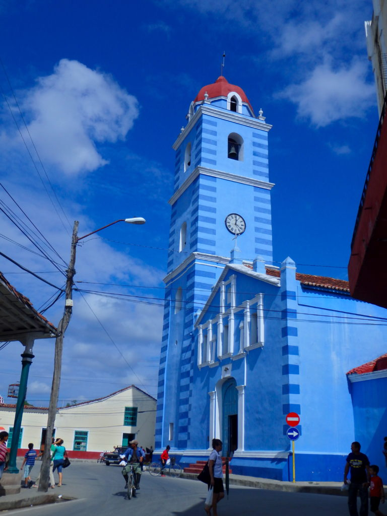 Iglesia Parroquial Mayor del Espiritu Santo, Sancti Spiritus cuba off the beaten path cuba where to go in cuba