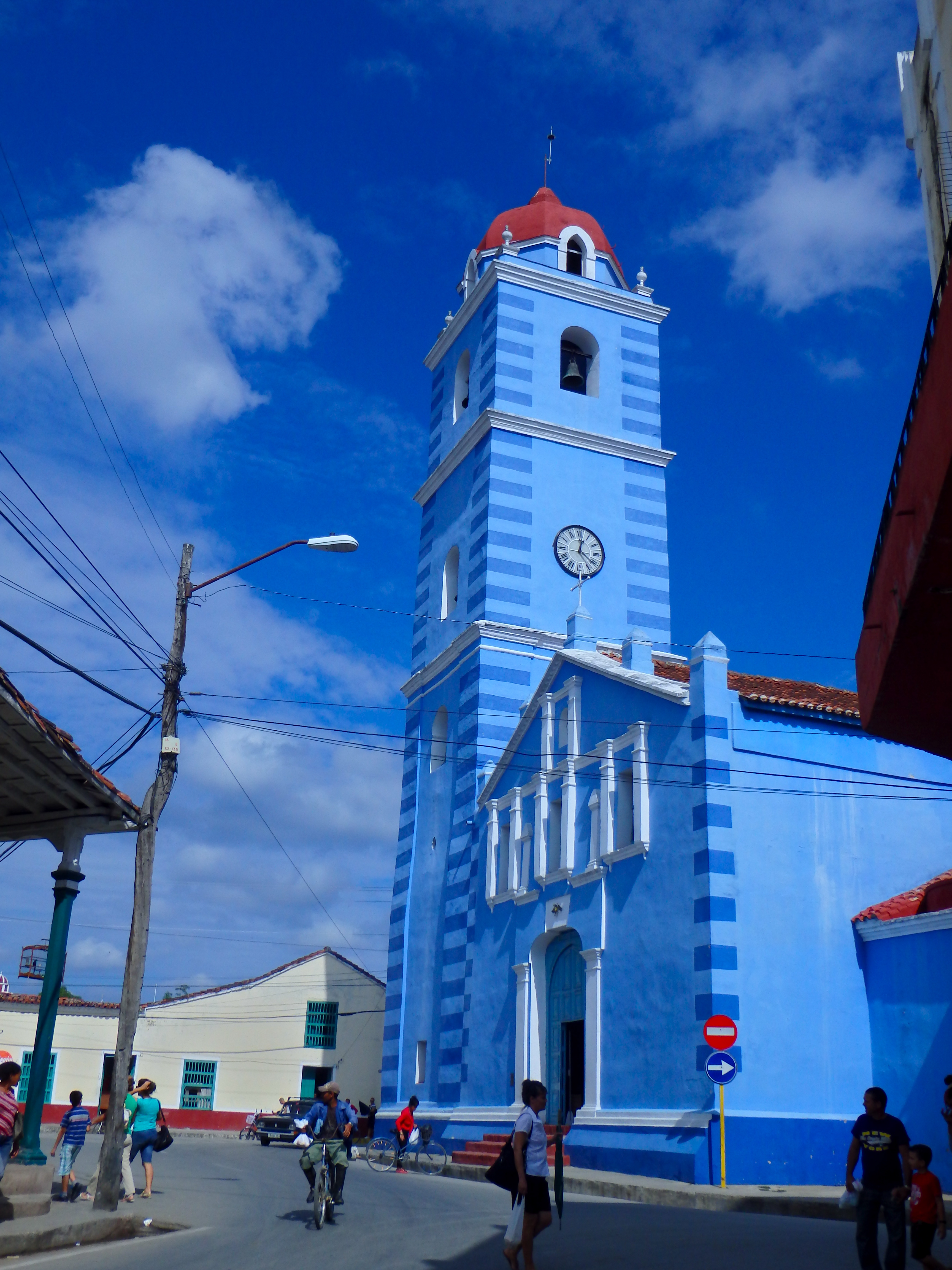 Iglesia Parroquial Mayor del Espiritu Santo, Sancti Spiritus top places to visit in cuba travel advice for solo travel to cuba