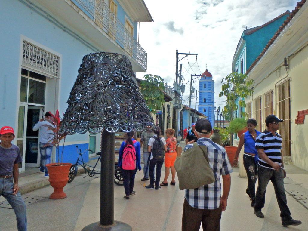 Sancti Spiritus street scene places to visit in sancti spiritus cuba best places to travel in cuba top places to see in cuba