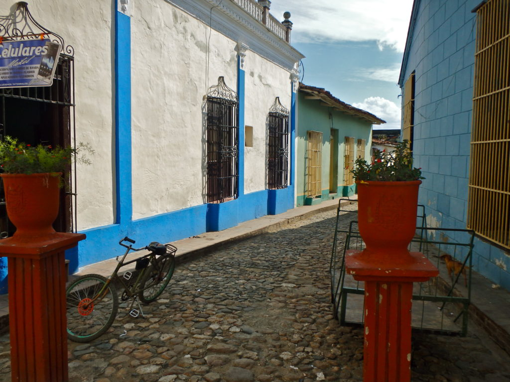 Sancti Spiritus street scene cuba travel blog where to visit in cuba tourist attractions near trinidad towns to visit in cuba