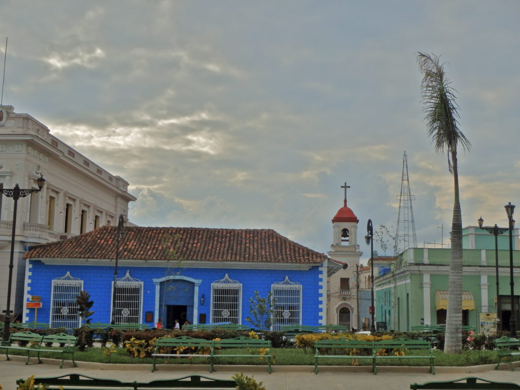 Sancti Spiritus Parque Serafin Sanchez best towns to visit in cuba can canadians go to cuba? is cuba safe for solo female travellers