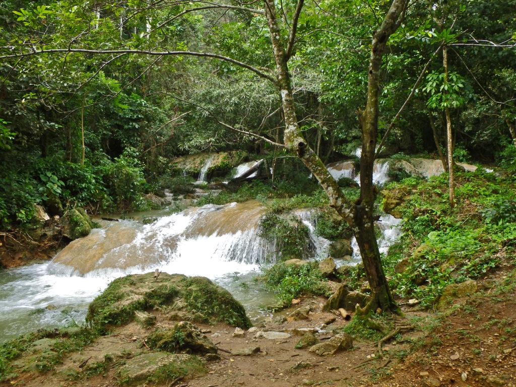 Salto del Arco Iris soroa cuba eco-friendly tourism in cuba places to hike in cuba