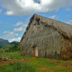 Check out the beautiful mogotes and picturesque countryside of Vinales Cuba, land of cigar rolling, coffee brewing, and cave crawling!