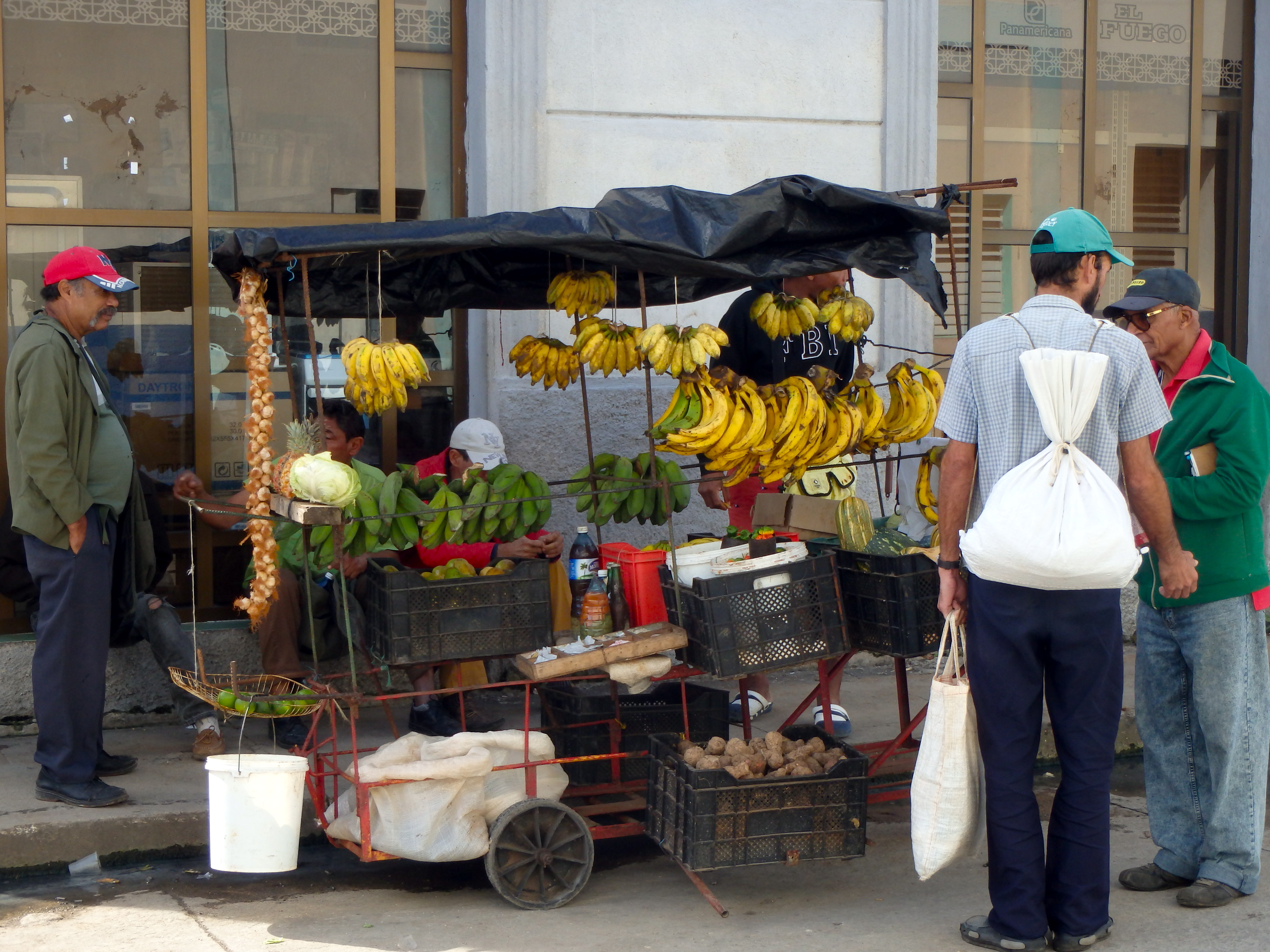 Matanzas fruit stand places to visit in cuba travel blog for solo females is cuba safe for women travellers?
