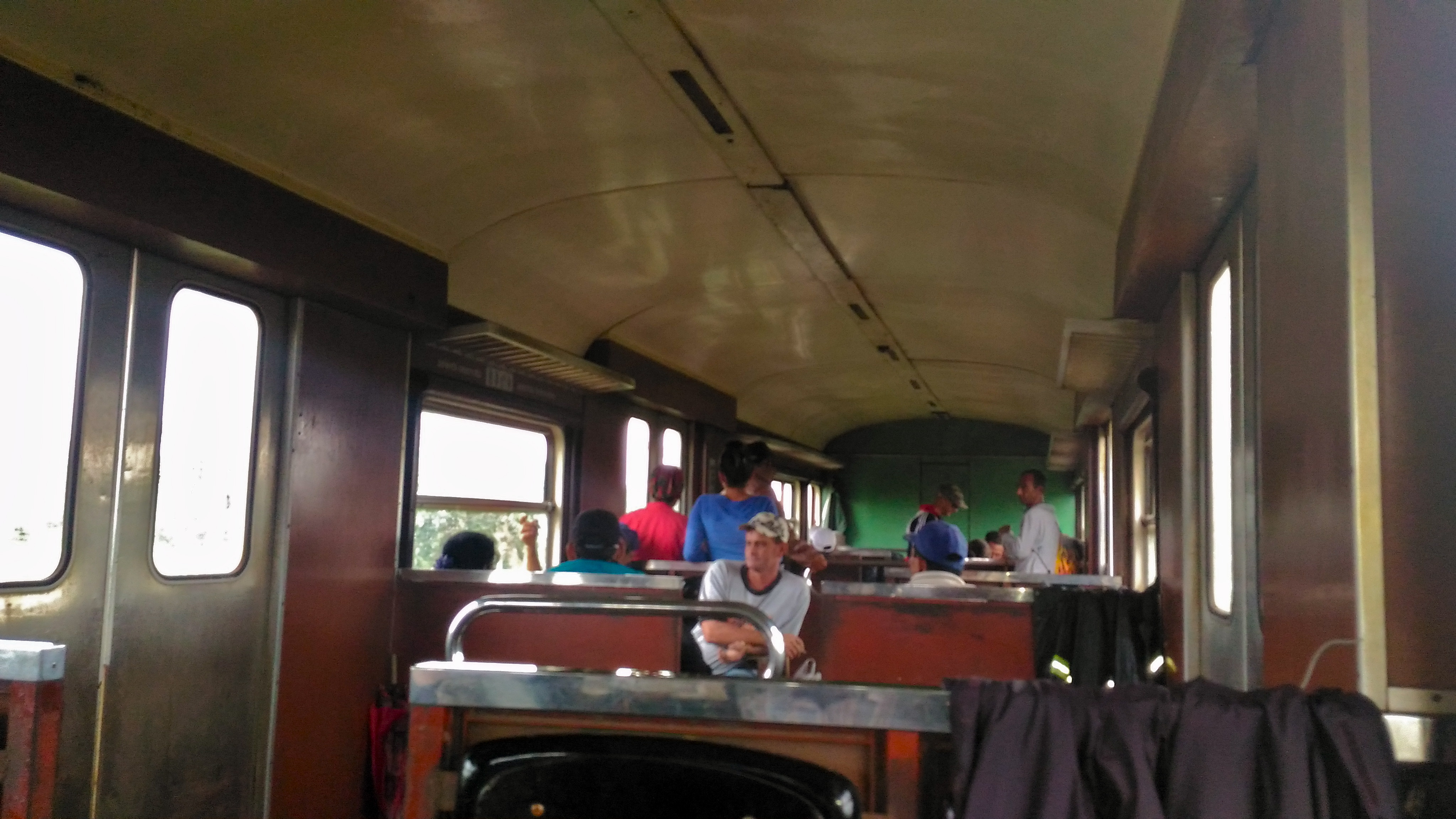 Hershey Train in cuba riding trains in cuba unique transportation in cuba