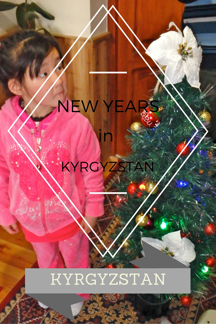 New Years Eve is THE Kyrgyzstan tradition of the year. The food, the fireworks and the family all make for a truly Kyrgyzstan culture experience.