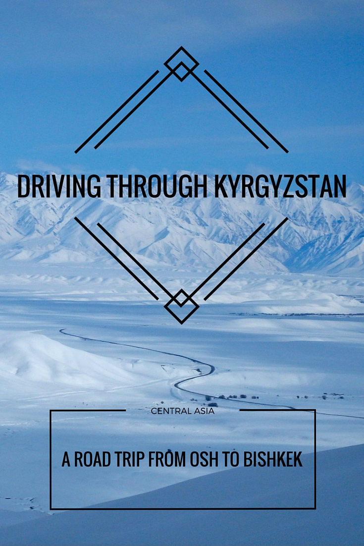 A simple Kyrgyzstan roadtrip between Osh to Bishkek led to detours, chance encounters, new friends, and a lesson in why there are so many tire shops! Travel in Kyrgyzstan is never straightforward, such is thisKyrgyzstan travel blog