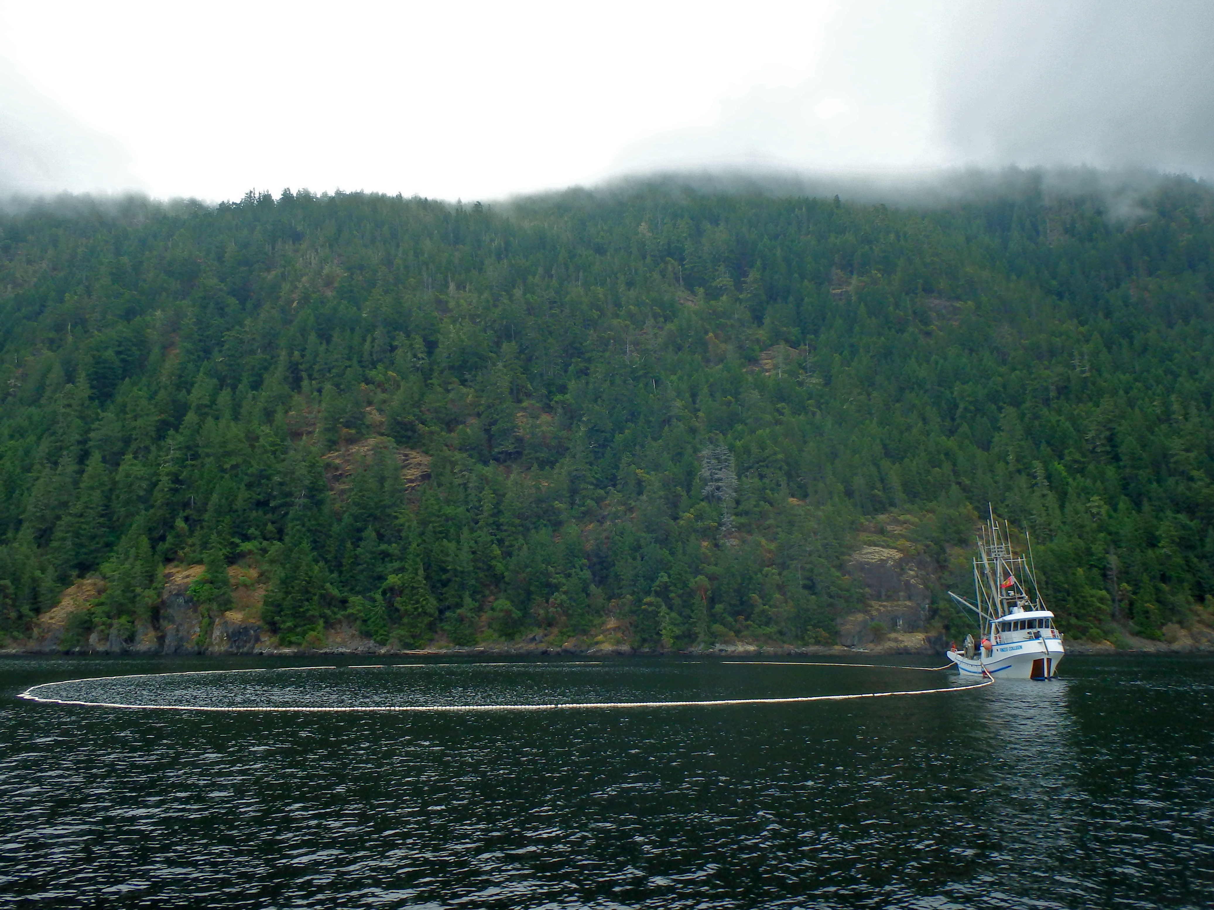 West Coast Trail transportation Alberni Inlet