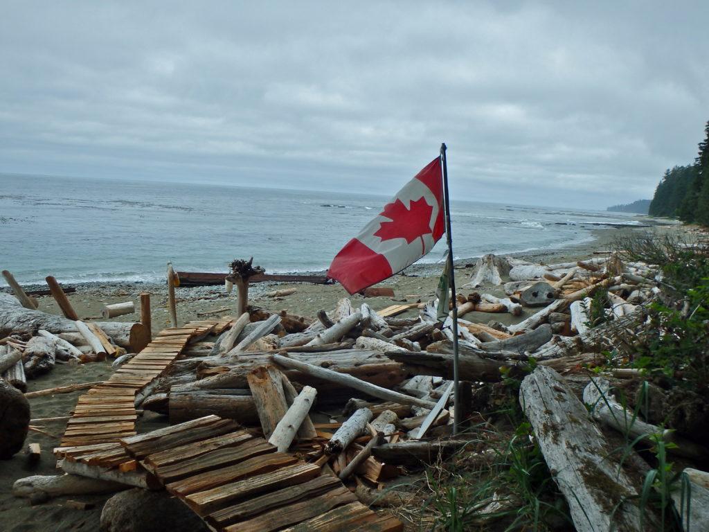 West coast trail blog Canada