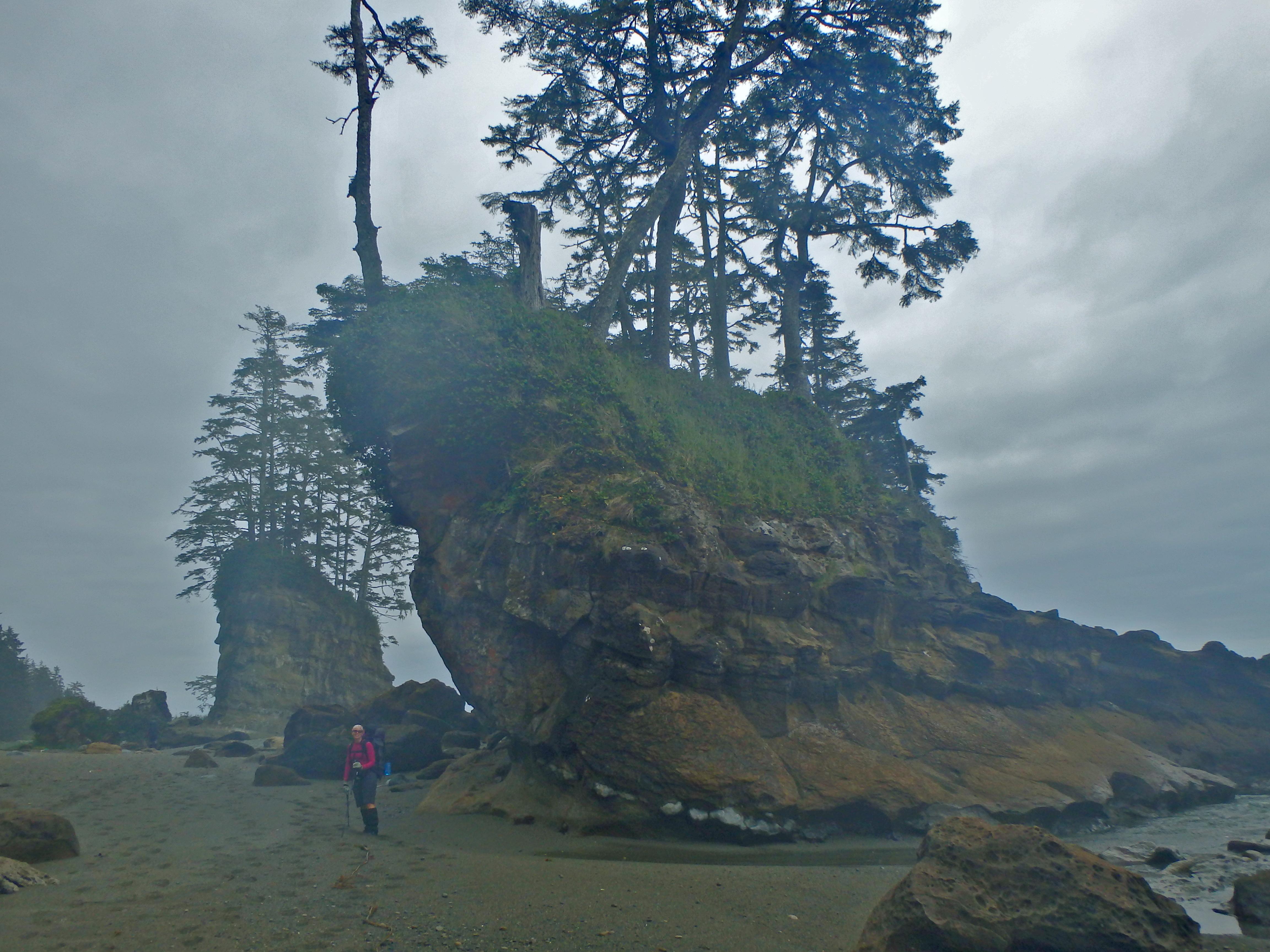 West Coast Trail preparation