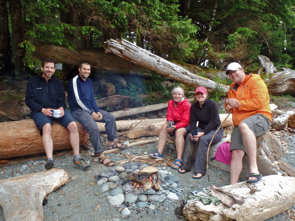 First Time West Coast Trail experience