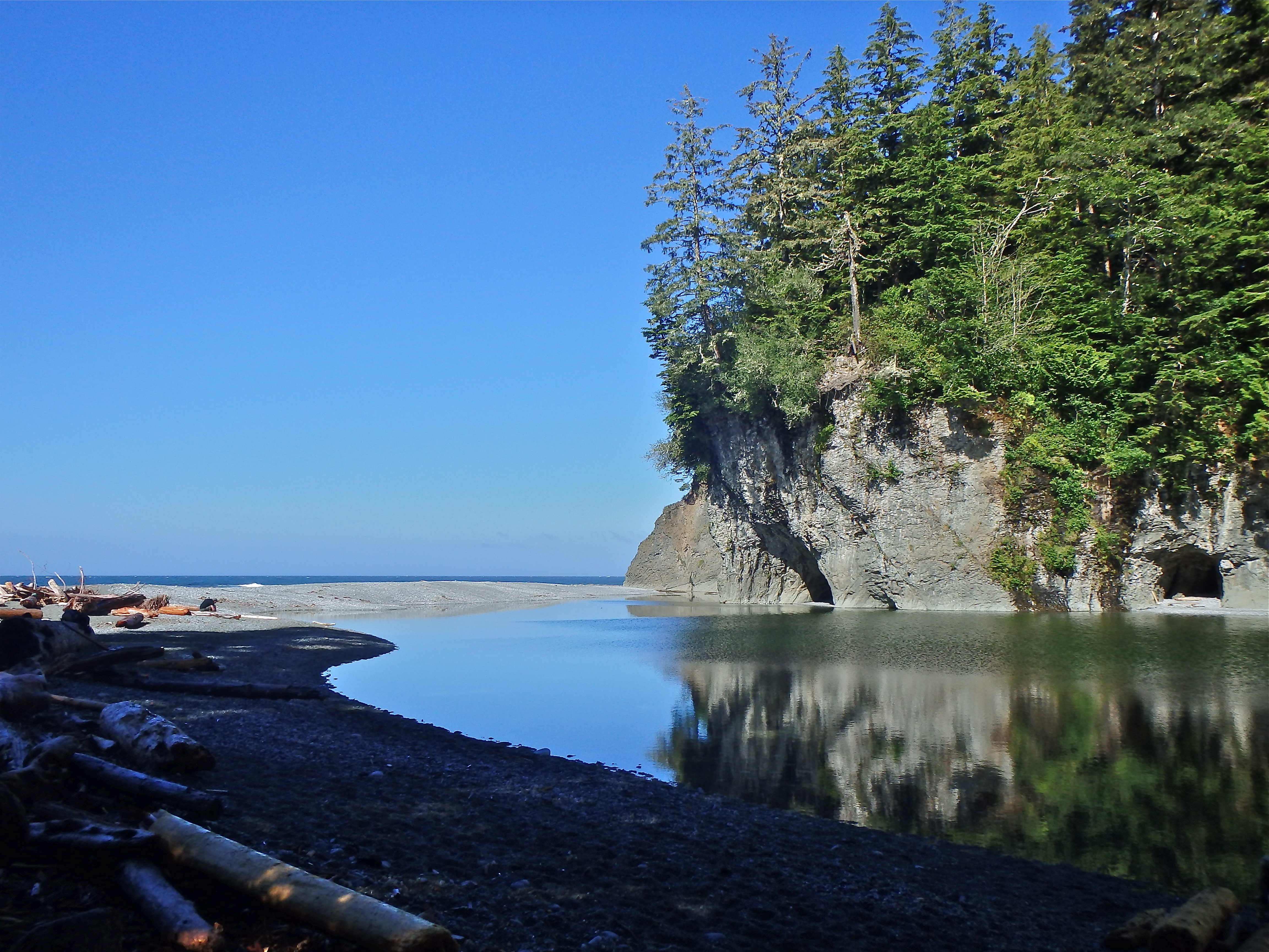 West Coast Trail guide when to hike the west coast trail