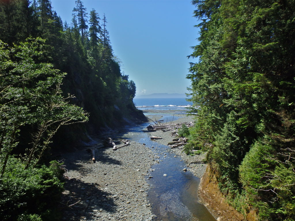 what should I pack for the west coast trail