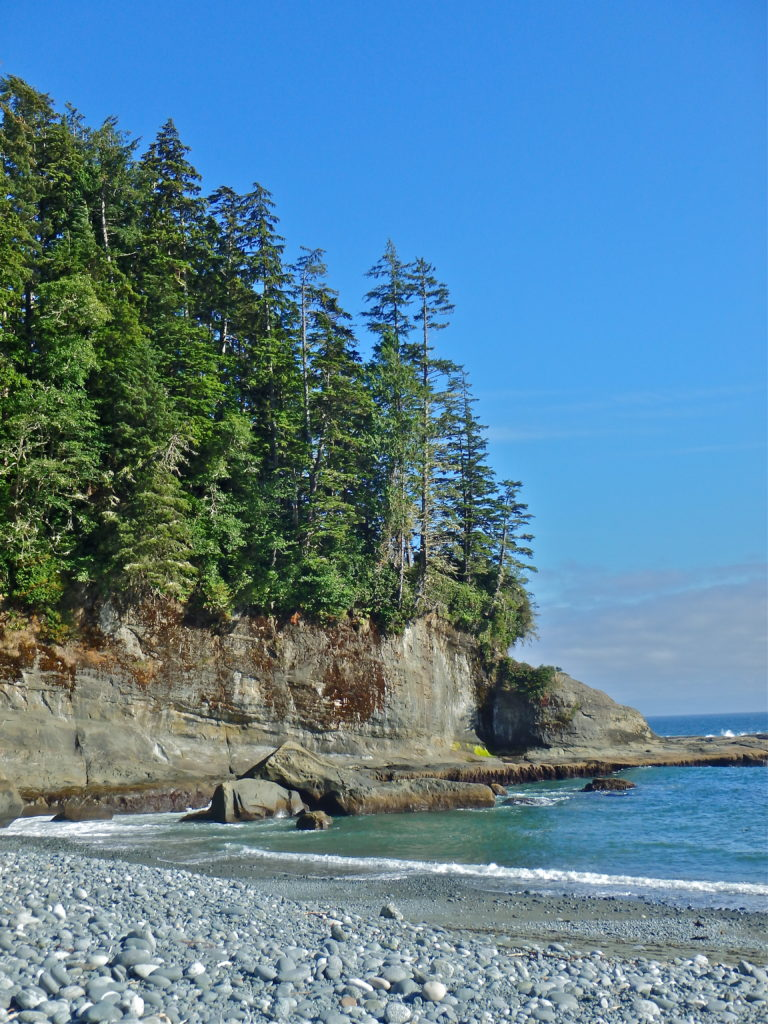 West Coast Trail Packing List and Hiking Gear List