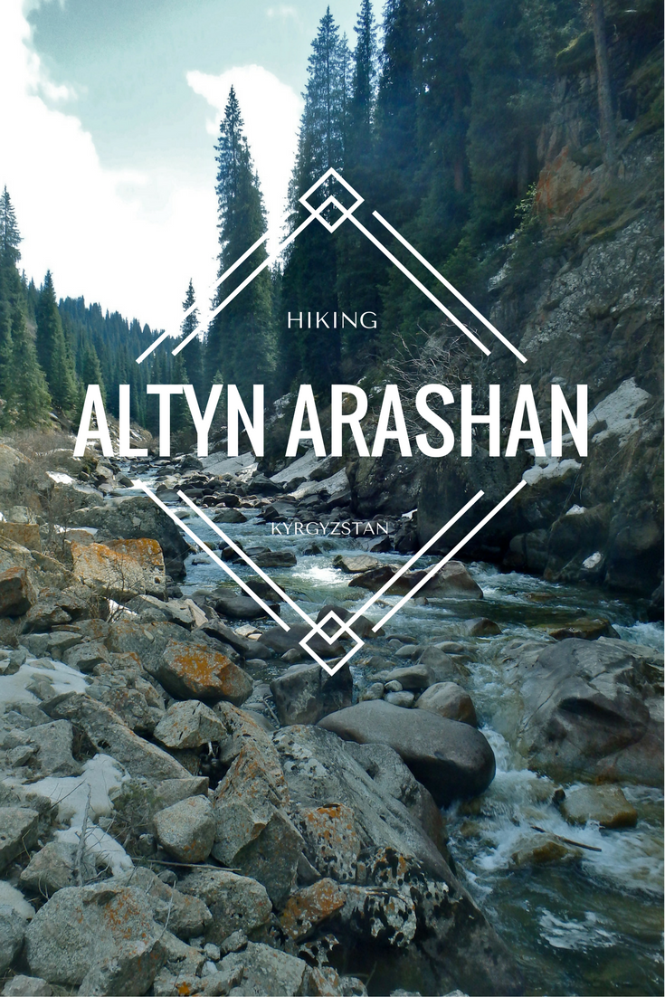 Exploring the mountains of Kyrgyzstan is every hikers dream, so hiking to Altyn Arashan in Kyrgyzstan was a no brainer. Hiking to a hot springs in Karakol, Issyk Kul