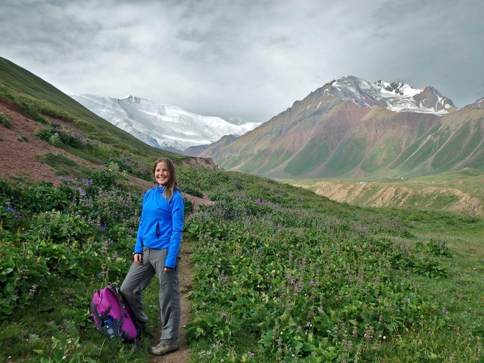 peak lenin hiking kyrgyzstan