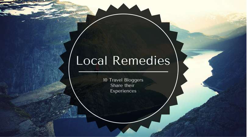 Most bloggers have tried local remedies during their travels around the world. Check out these local experiences of traditional medicines from 10 explorers!