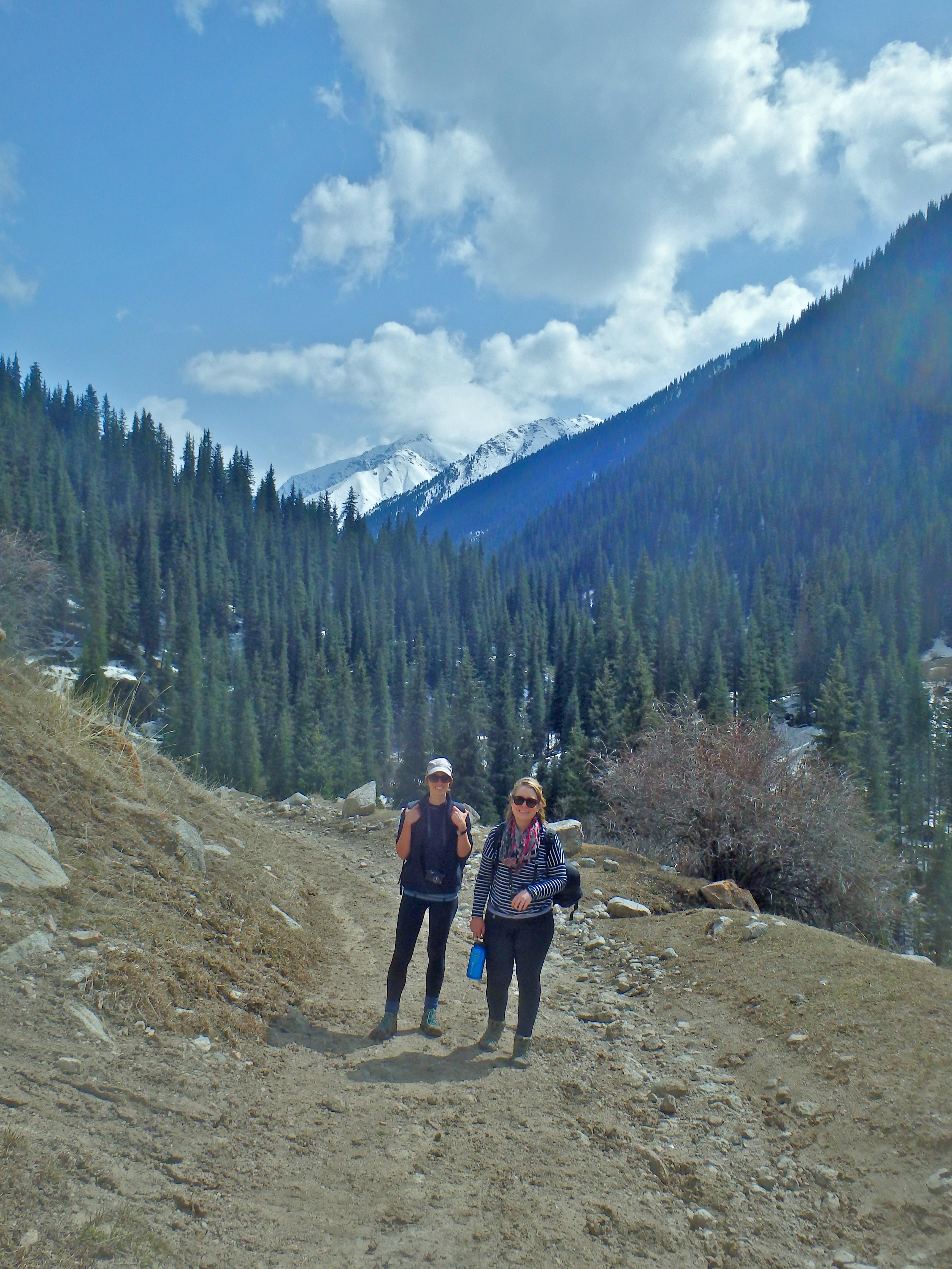 best hikes in Kyrgyzstan, hot springs in Kyrgyzstan