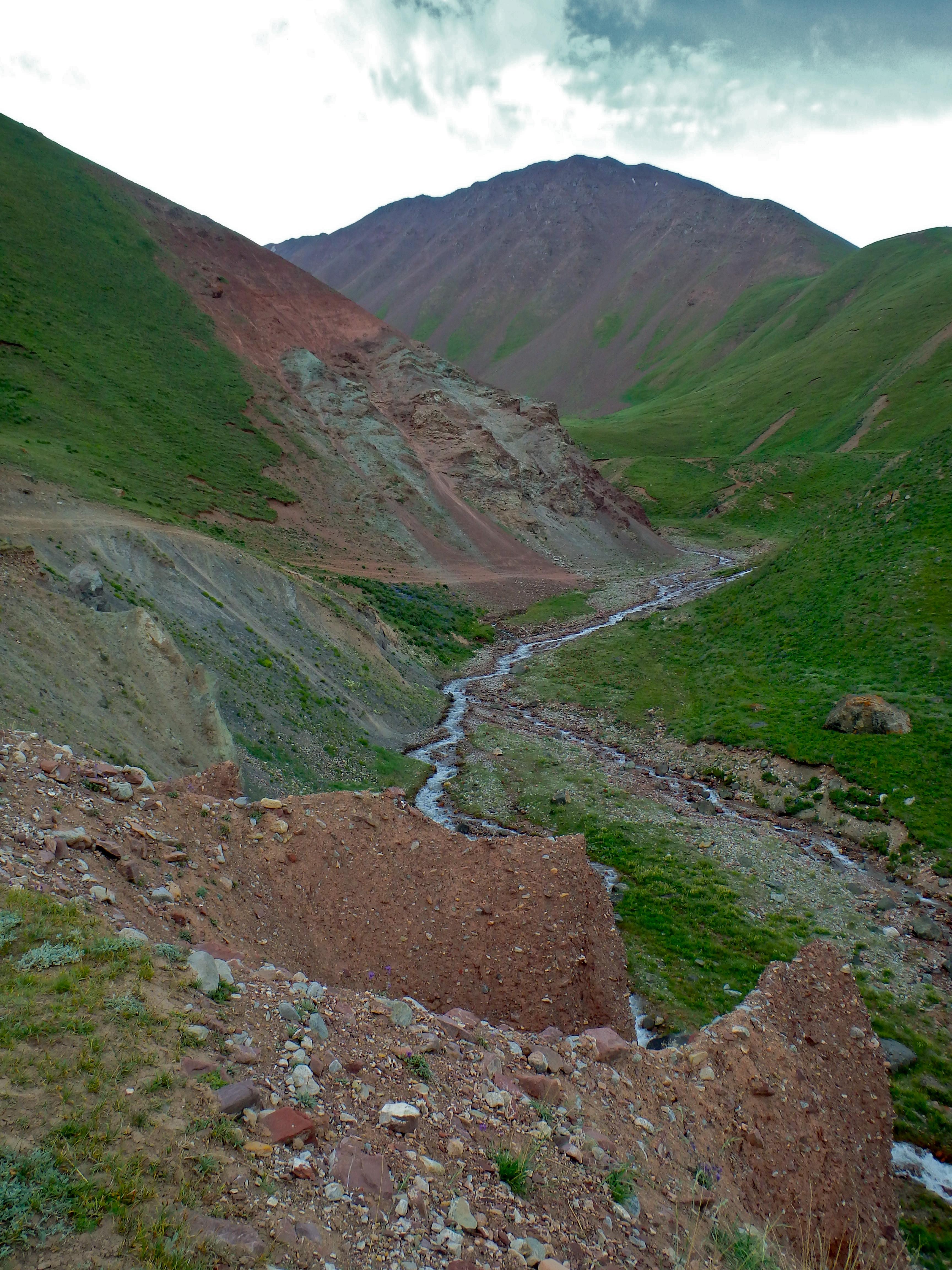 Trekking Kyrgyzstan, Peak Lenin, Pamirs