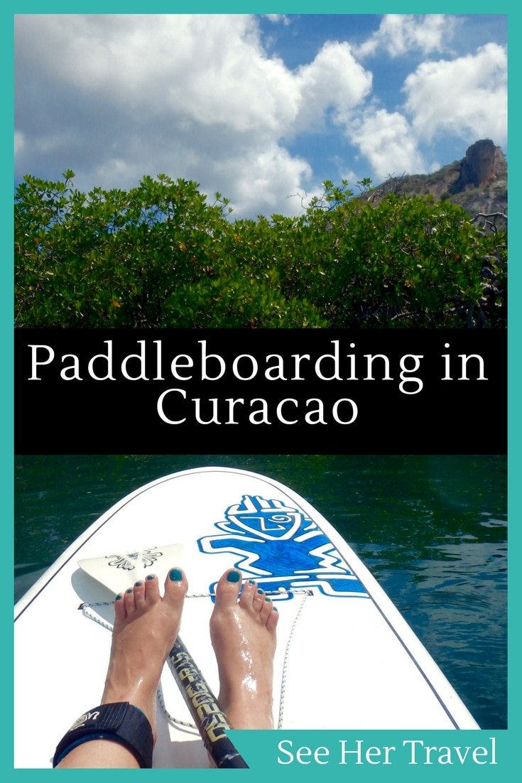 A beautiful way to see a beautiful island, stand up paddle boarding in Curacao isn't your typical Caribbean adventure!