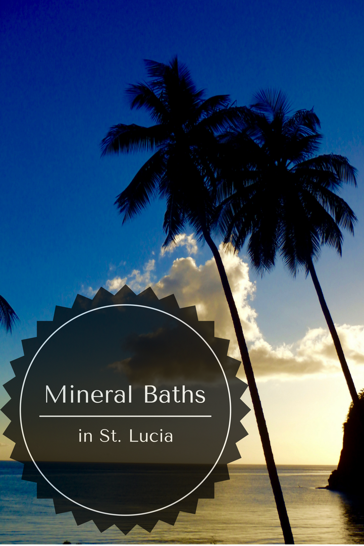 The mineral waters of St. Lucia make for prime opportunities to bath in the beautiful healing water, soak in the sulphuric mud and enjoy a warm waterfall all within easy distance from Soufriere. Check out this blog for 3 natural mineral baths in 3 days in St. Lucia
