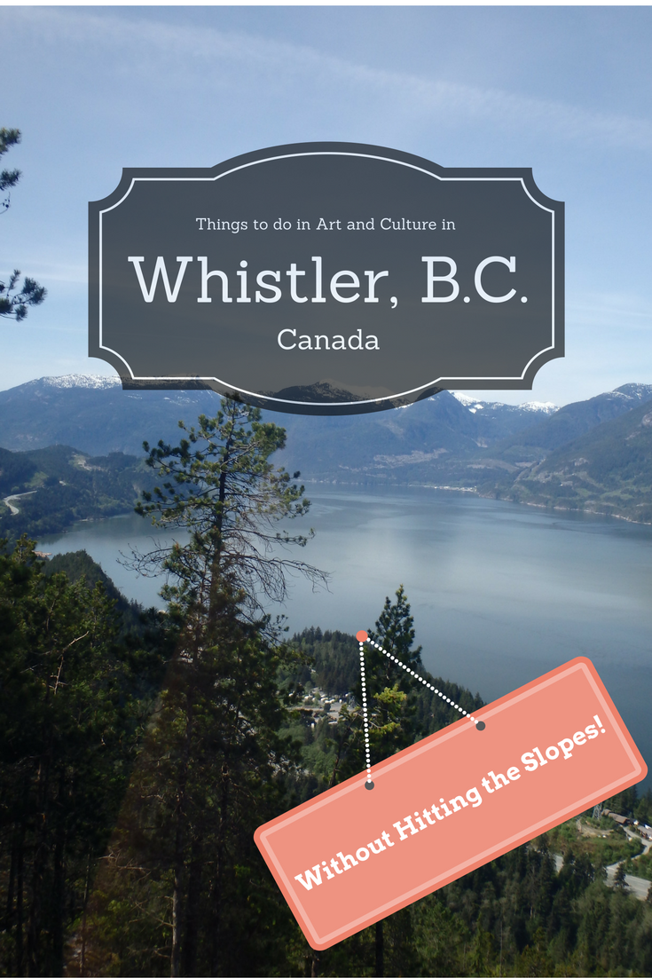 Whistler Canada is known for extreme snow sports and gorgeous alpine scenery, but it also has many activities for the non-skier! Things to do in Whistler!