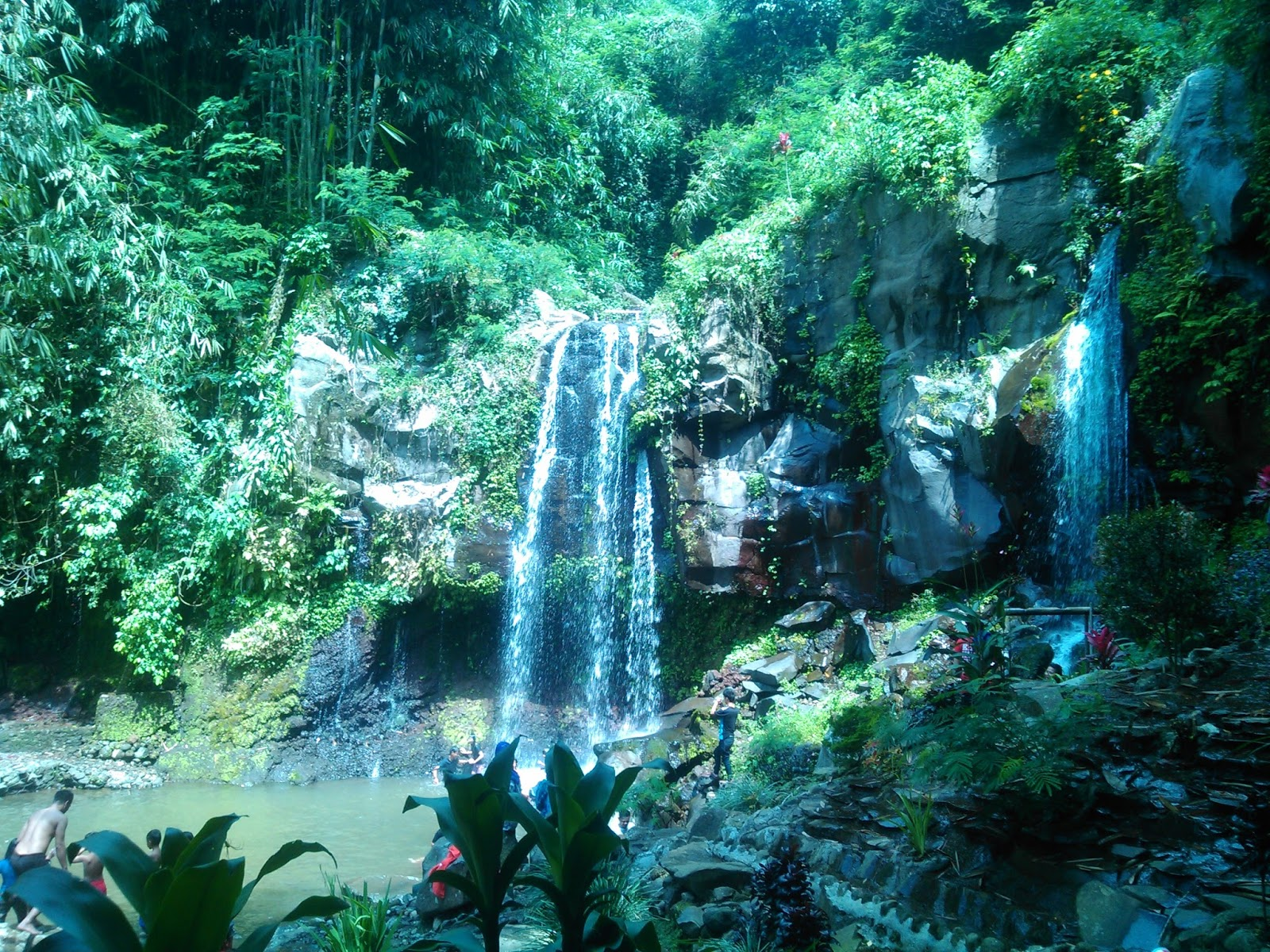 Curug Putri Waterfall day trips in pandeglang waterfalls in indonesia best day trips from jakarta