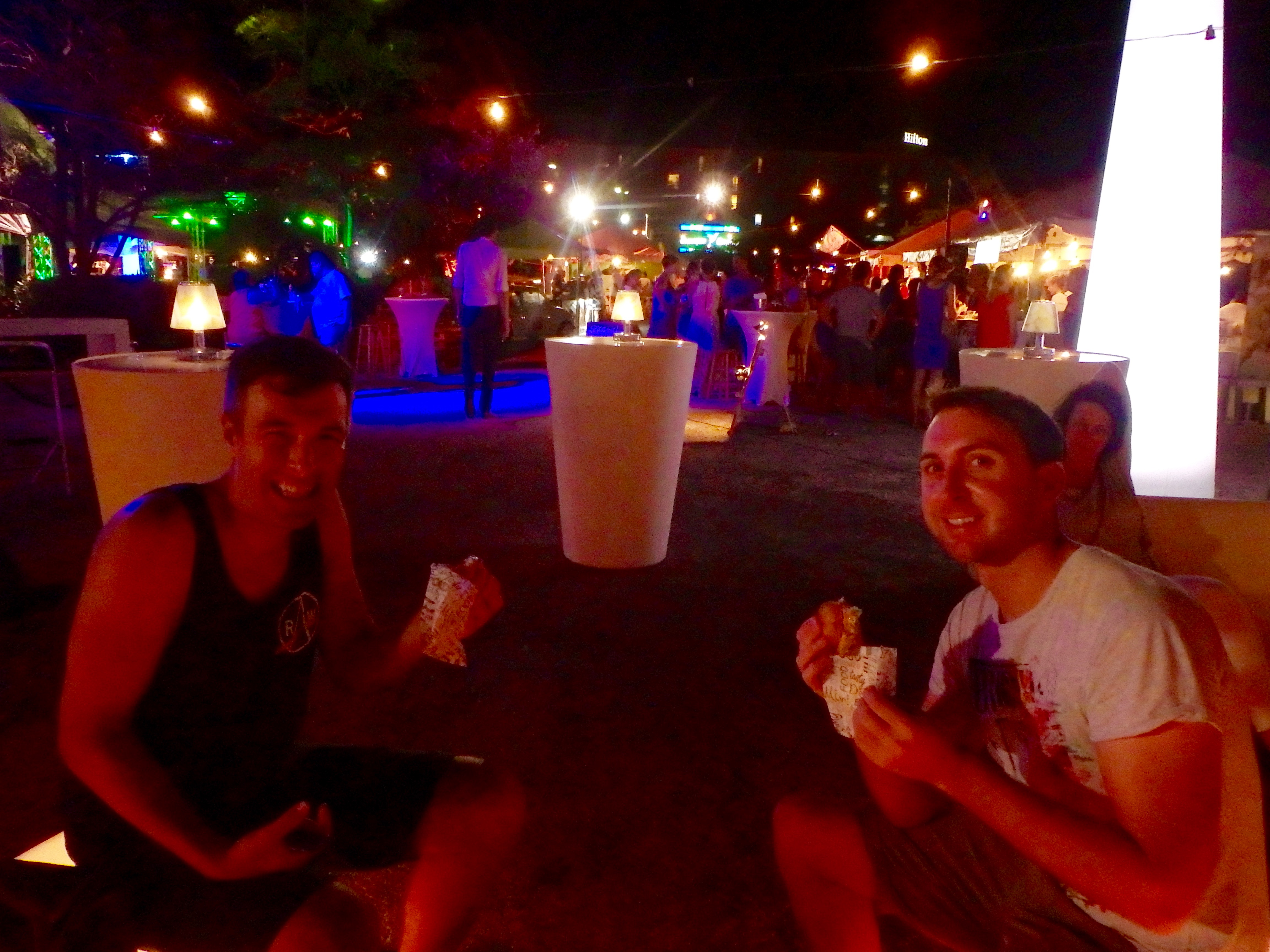 flavors of curacao food festival in willemstad curacao travel guide fun events in curacao for tourists