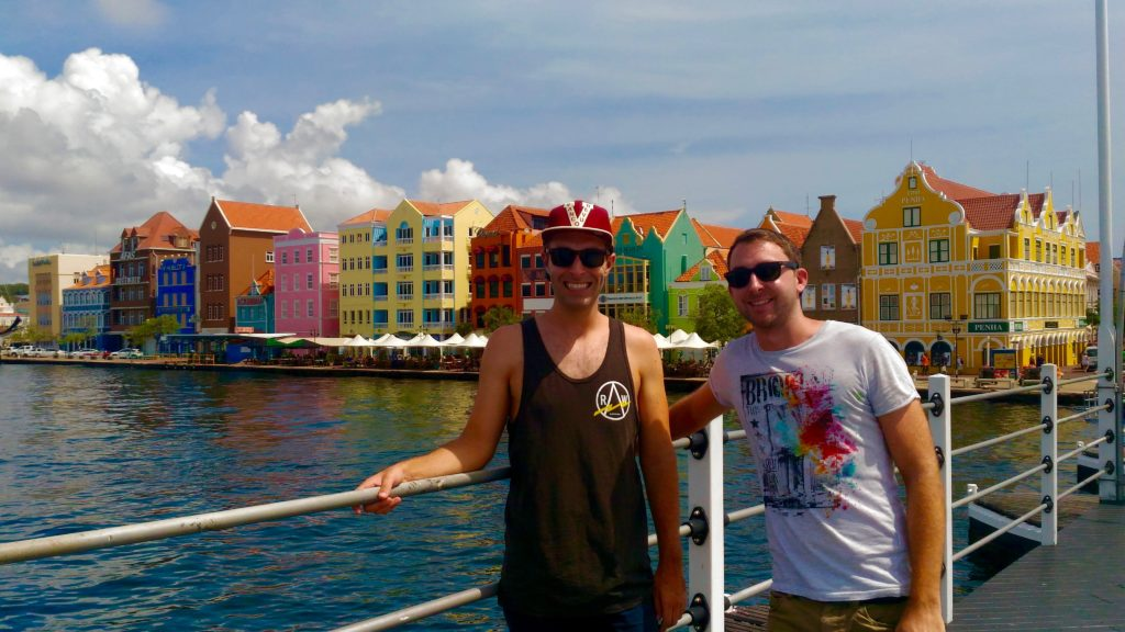 willemstad UNESCO world heritage site travel blog from curacao solo female travel blog