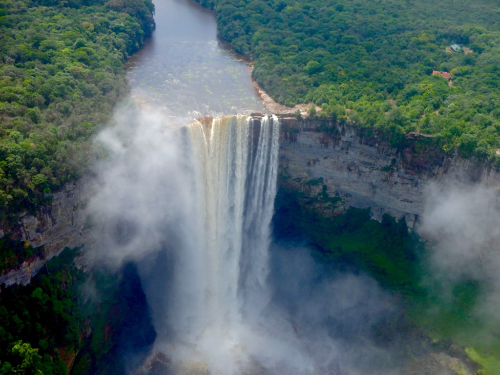flights to Kaieteur falls guyana best things to do in guyana travel blog