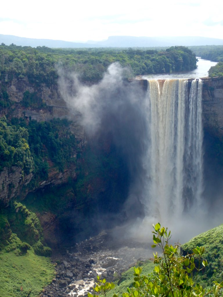 kaieteur falls day trips from georgetown guyana top attractions