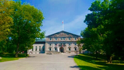 Rideau Hall Ottawa things to do in ottawa in 3 days travel blog