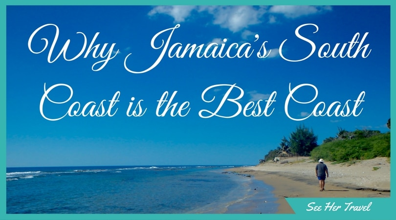 Not too many travelers get to the South Coast of Jamaica, but it is this girls favourite part! Find out why! www.seehertravel.com