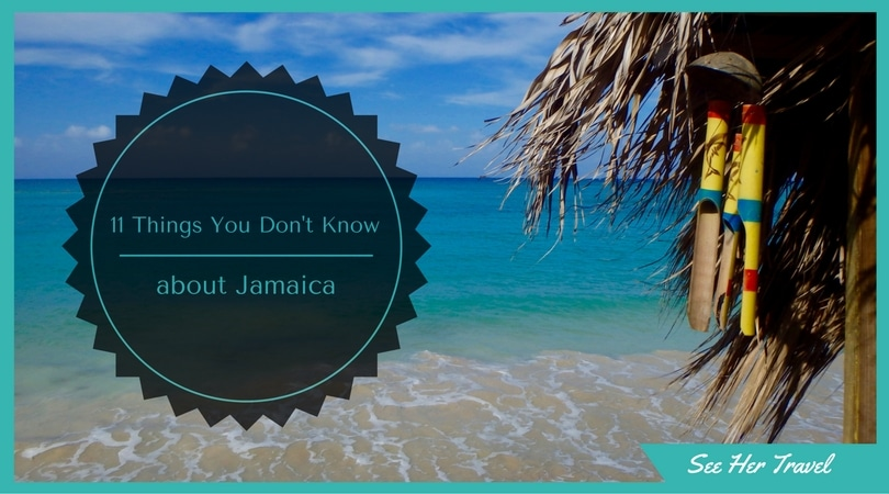 People have many ideas about what Jamaica is, some are based in fact, some not so much. But here are 11 things you probably don't already know about Jamaica!