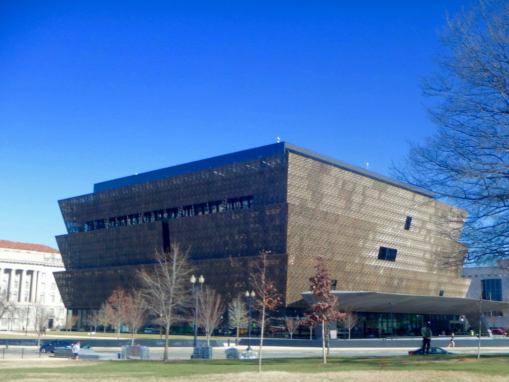 National Museum of African American History & Culture washington DC best museums in Washington DC