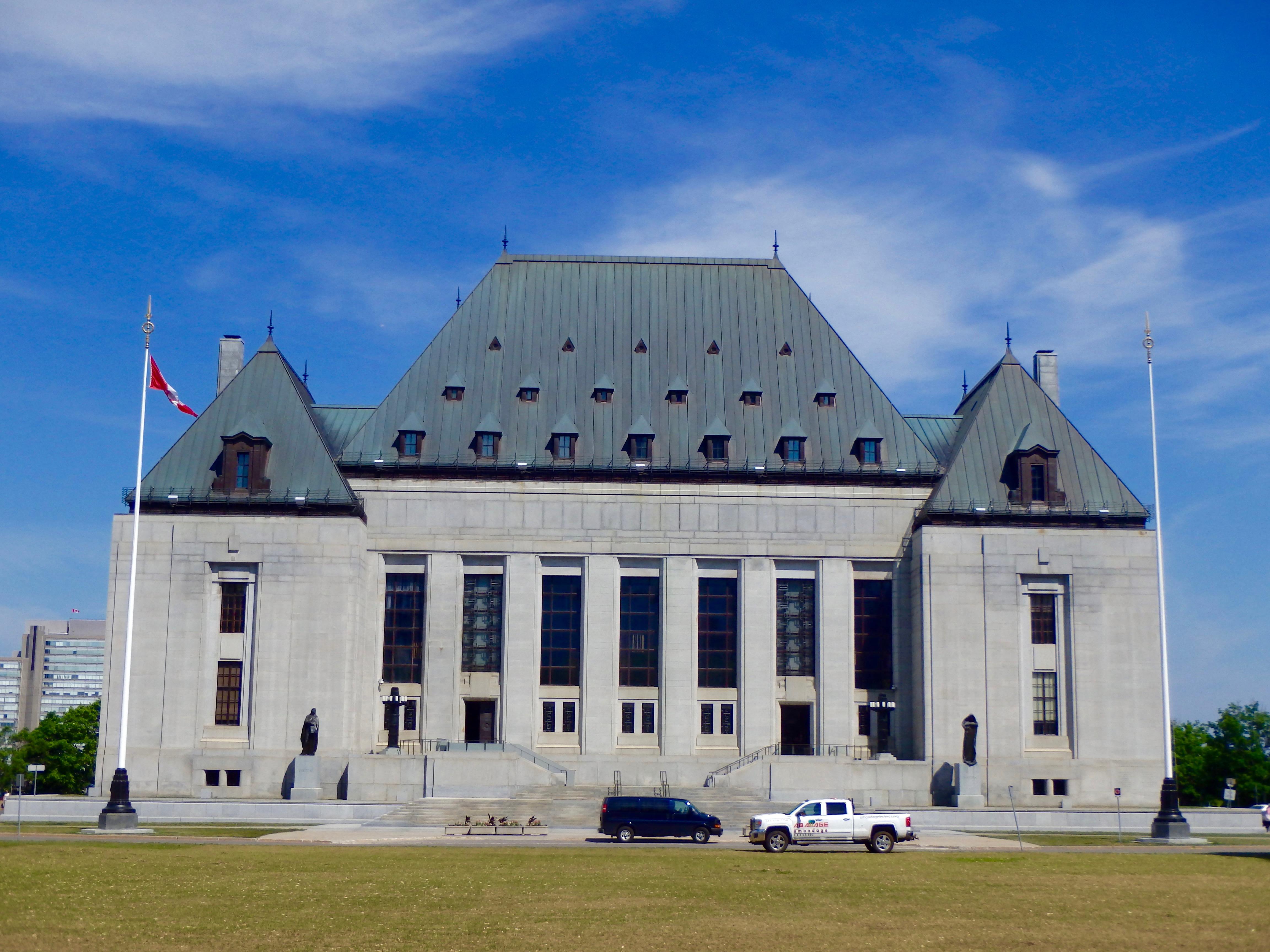 Supreme court of canada ottawa walking tour where to visit in ottawa