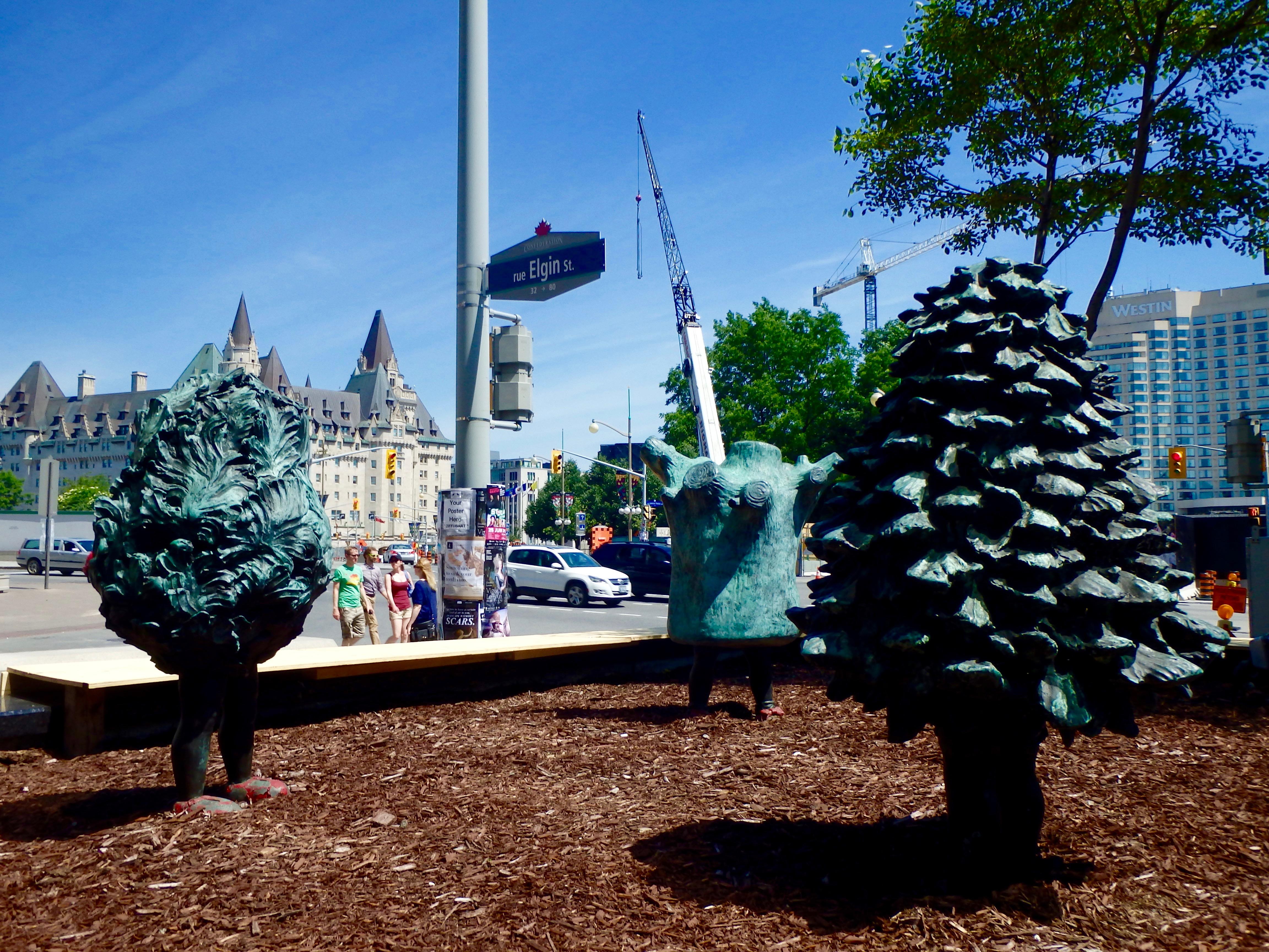 public art in ottawa walking tour where to go in ottawa in 3 days