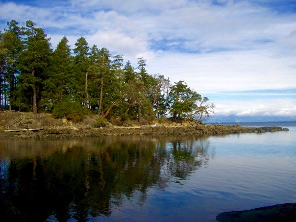 bst places to visit in British columbia galiano island views