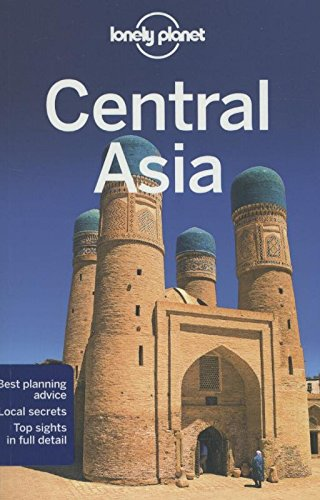 central asia lonely planet