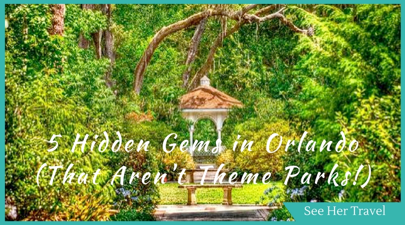 5 Hidden Gems In Orlando That Are Not Disney Or Theme