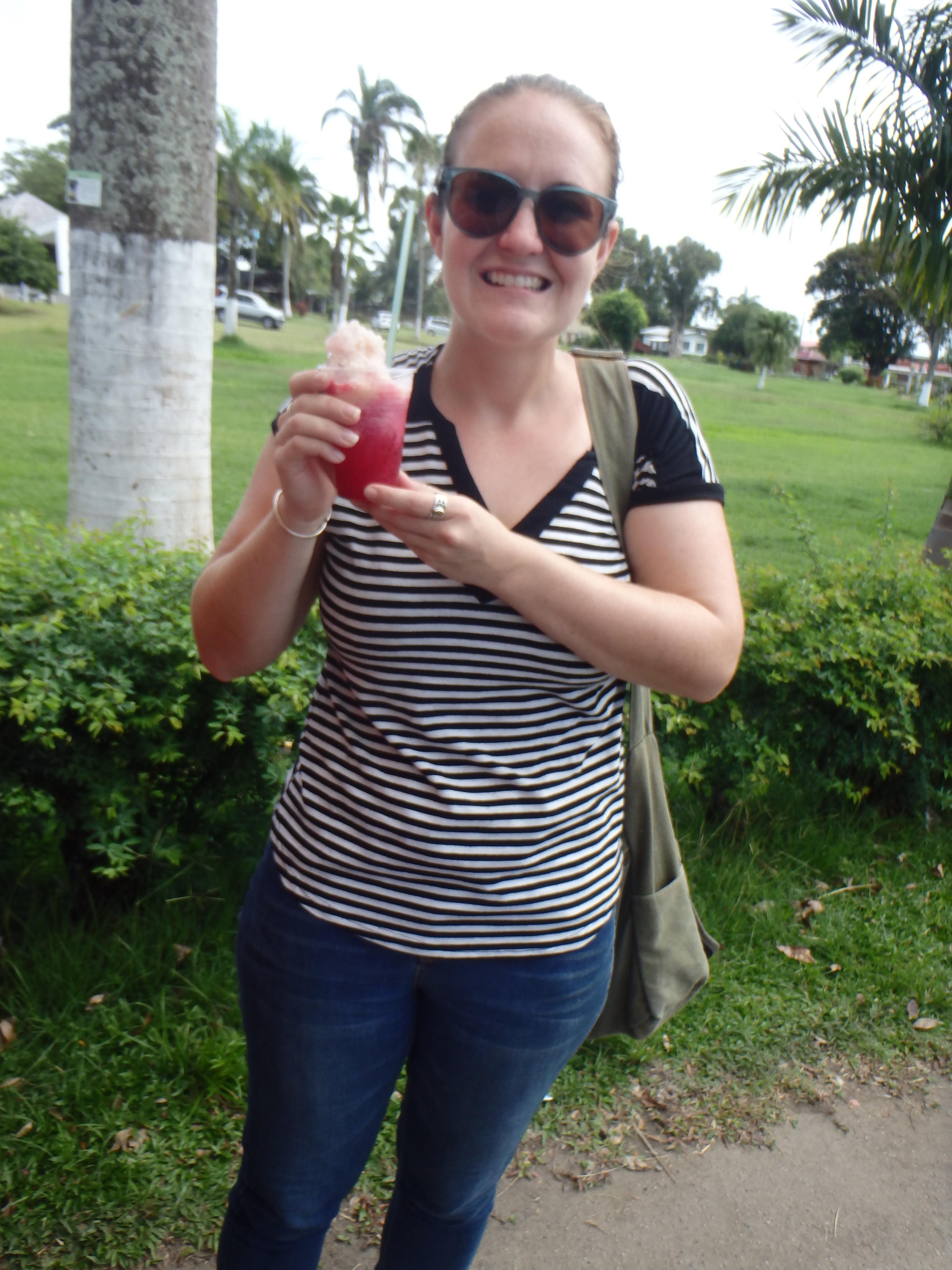 Guyana botanical gardens and Guyana zoo Guyanese traditional food
