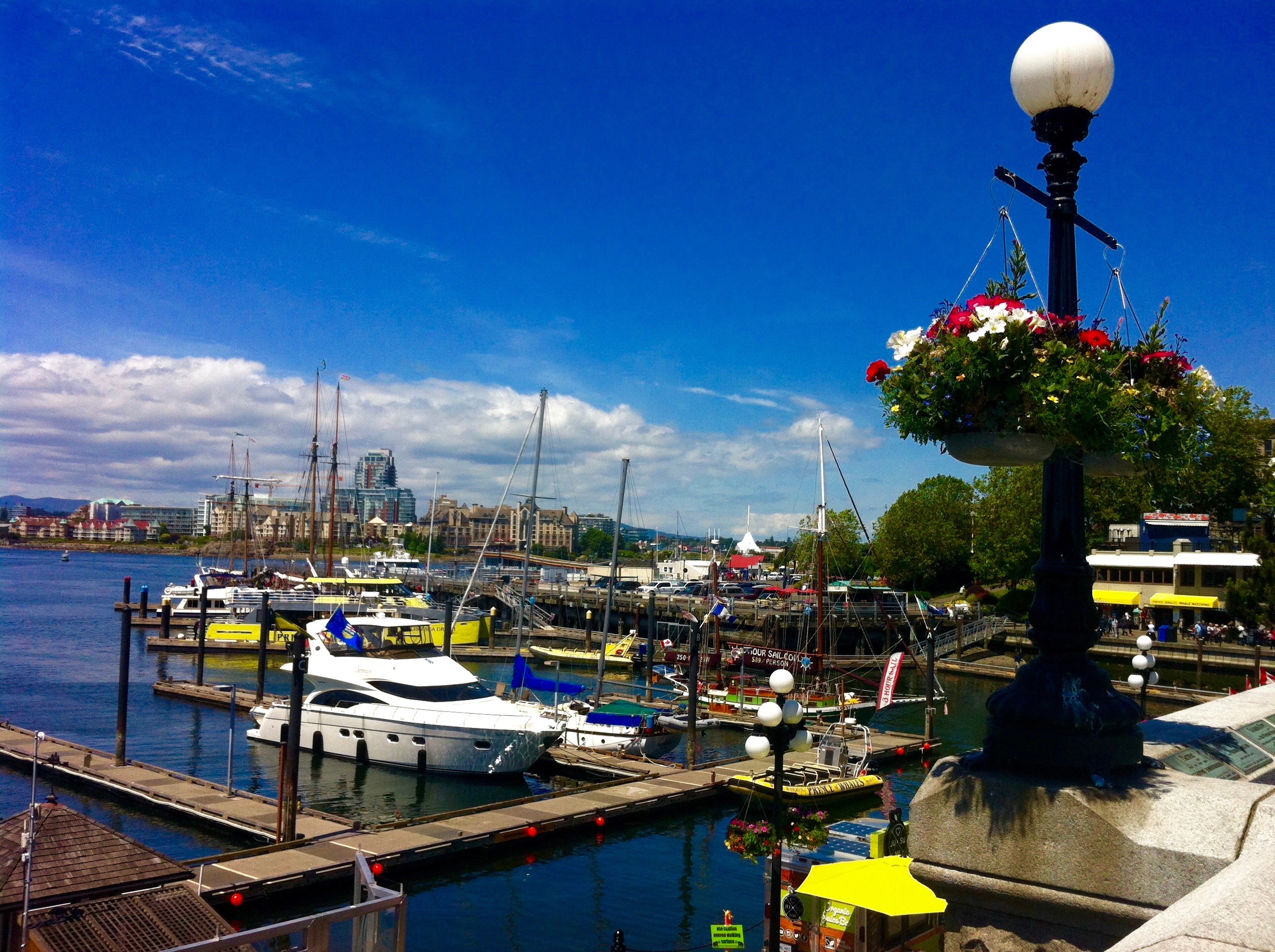 Where to visit in Victoria British Columbia canada