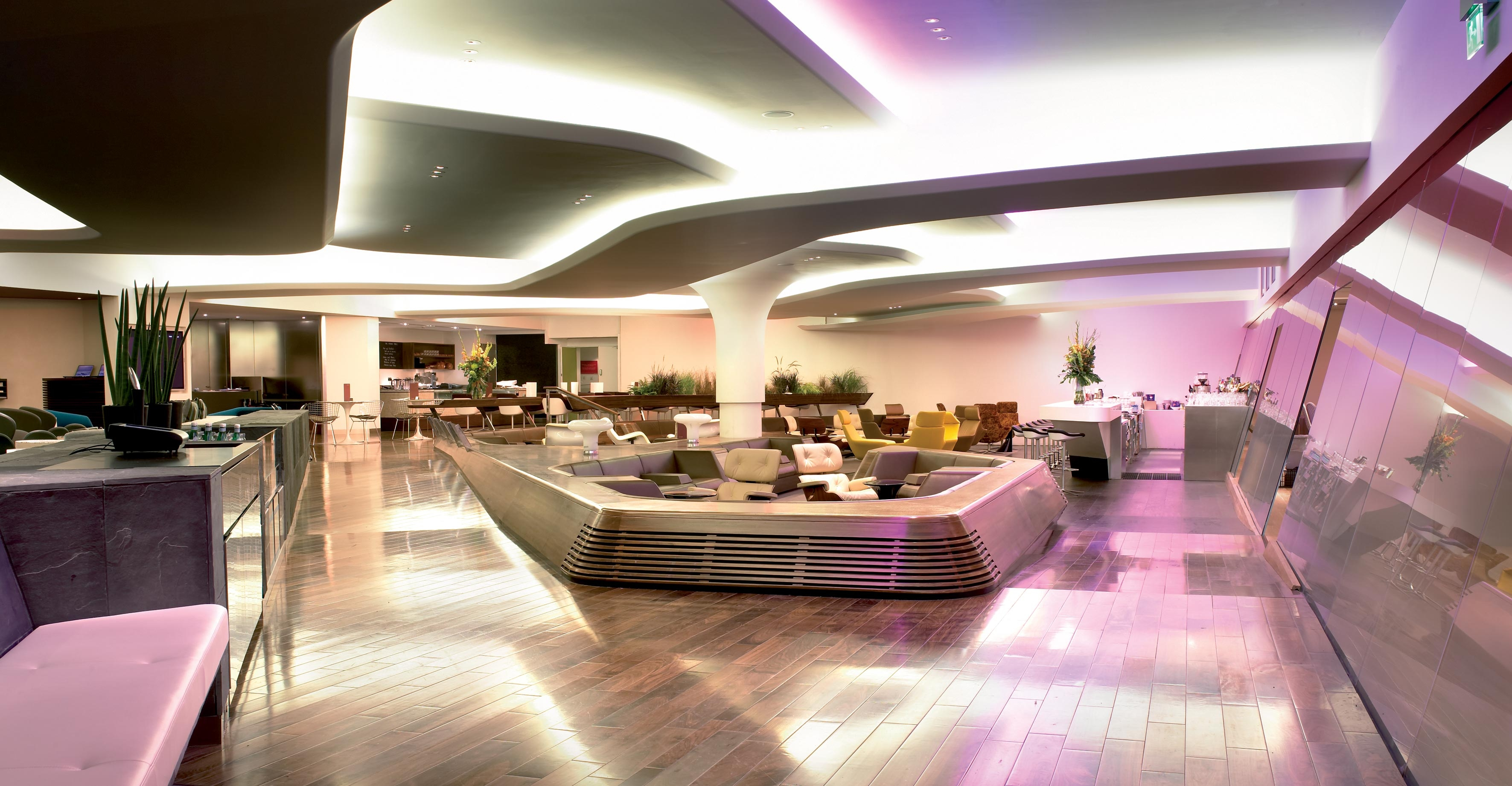 The 4 Best Airport Lounges At London S Heathrow Airport