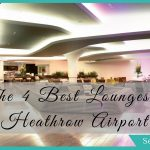Waiting is a part of travel life, but Heathrow Airport is home to 4 of the best airport lounges in the world for your rest and relaxation!