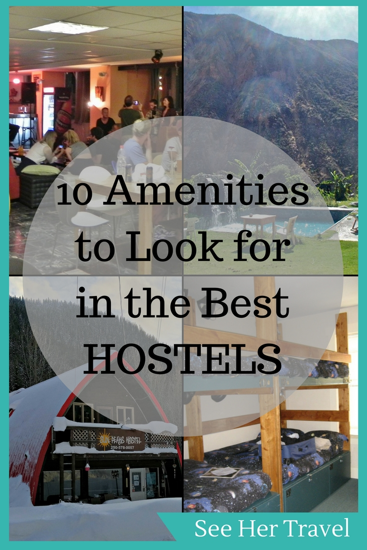 Budget travel doesn't have to mean crappy hostels! Look for these travel tips for the 10 qualities of an awesome hostel that leave dreary dorms behind you and replace your budget accommodation with the best hostels in the world!