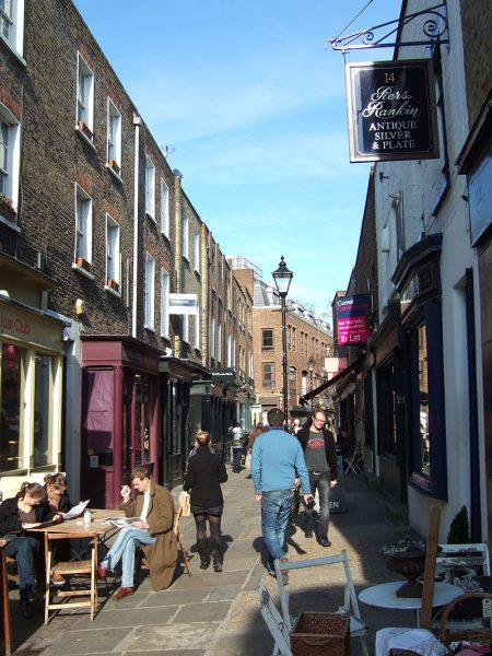 what are cool neighbourhoods in london england what neighbourhoods to explore in london