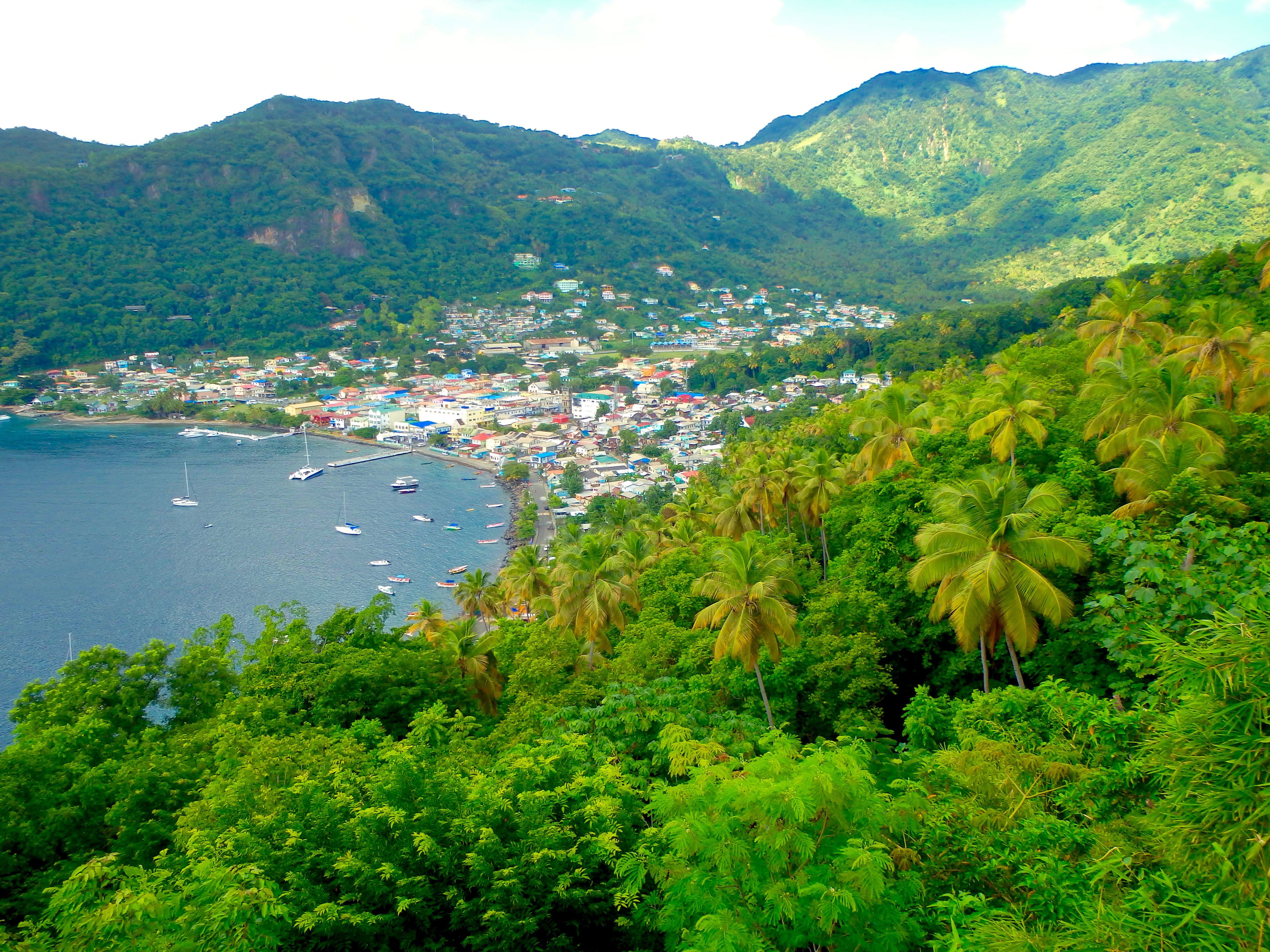 what town to say in in st lucia accommodation st lucia hotels in soufriere