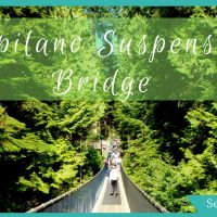 A Visit to Capilano Suspension Bridge Park: Vancouver's Most Popular Tourist Attraction