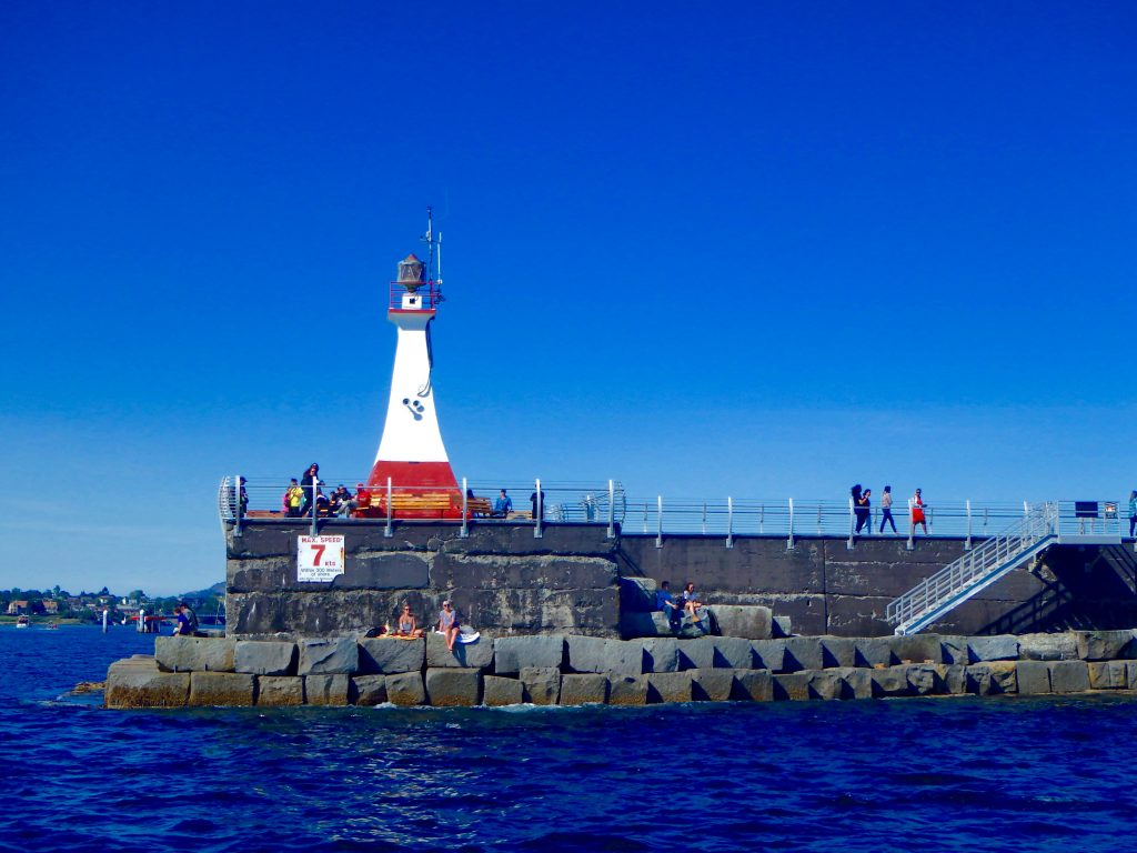 Ogden Point breakwater best places to see in Victoria cheap tourist attractions in Victoria