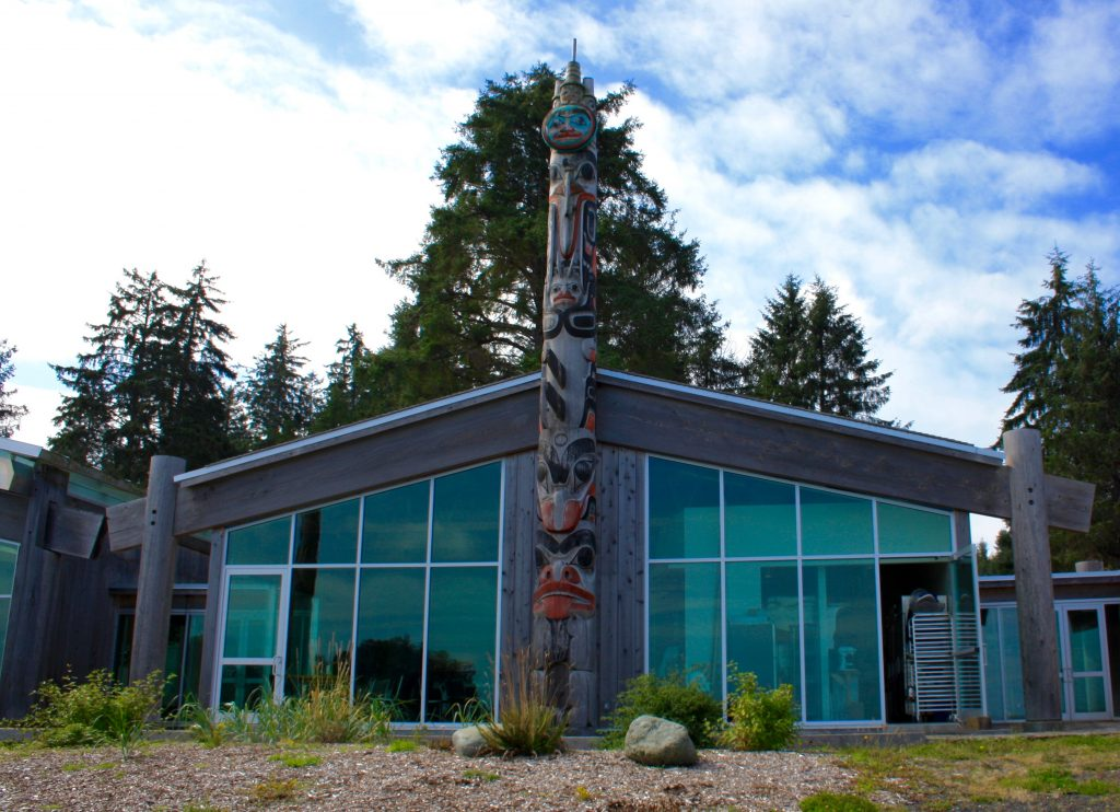 Haids Heritage centre in haida gwaii what to see in haida gwaii